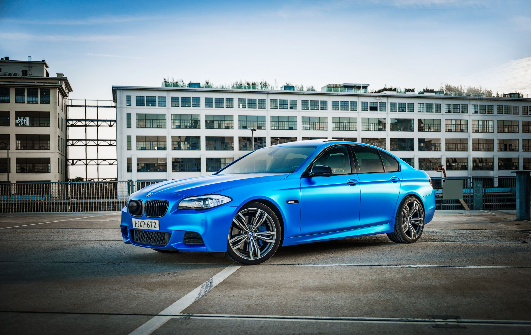 Carwrap Eindhoven BMW