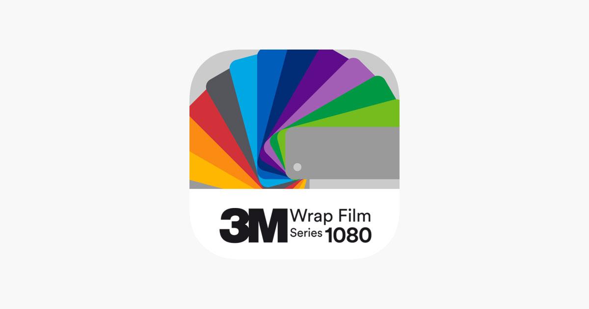 3M 1080 Carwap Kleuren