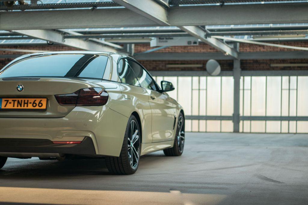 Carwrap BMW Eindhoven