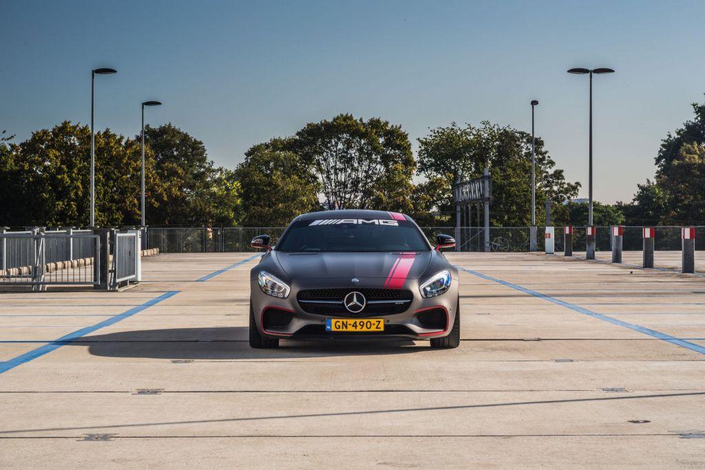 Cawrap Mercedes ASV Eindhoven