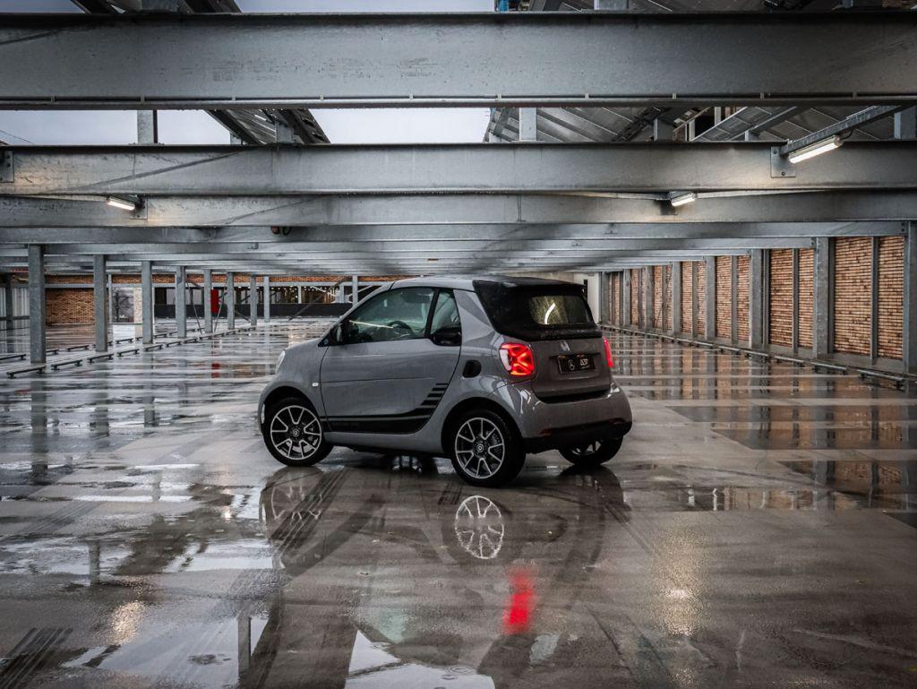 Carwrap Smart Eindhoven