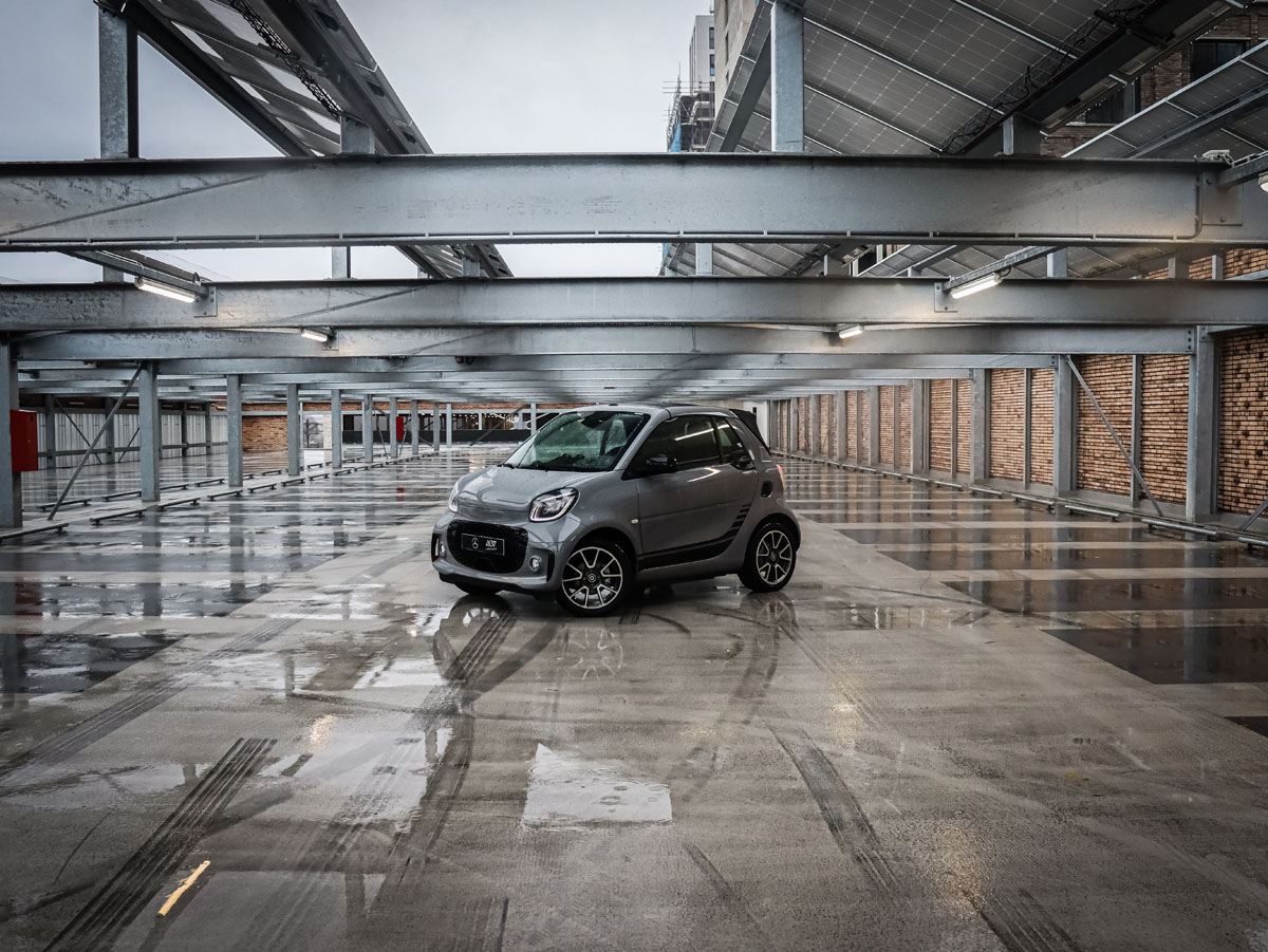 Carwrap Smart Edition One Eindhoven