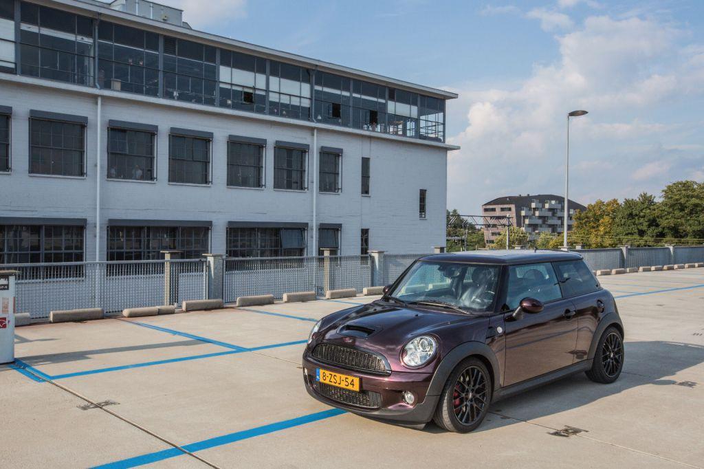 Auto wrappen Mini Eindhoven