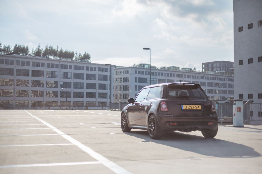 Carwrapping Eindhoven MIni