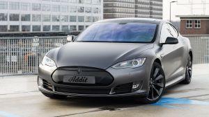 Portfolio Tesla Carwrap Eindhoven 3M Avery Satin