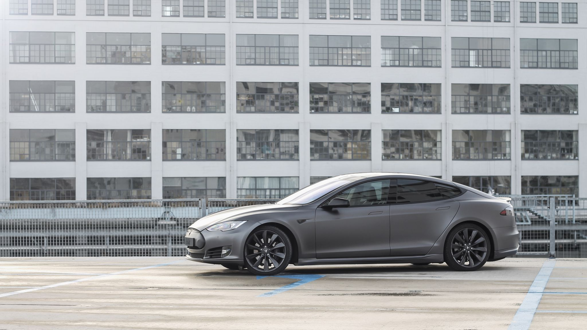 Tesla Car wrap wrappen Eindhoven