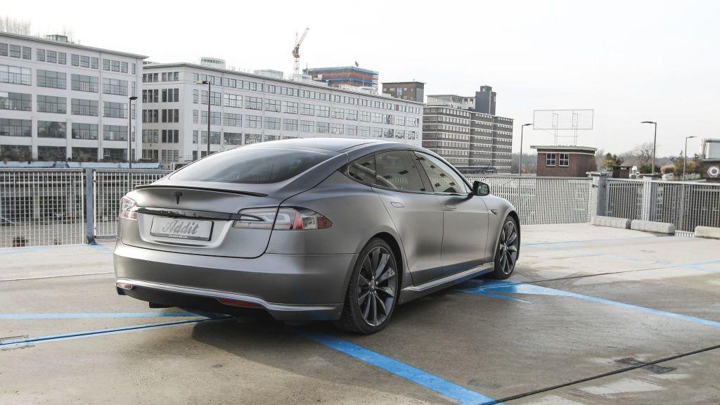 Tesla Model S Autoramen Tinten