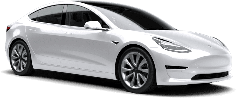 Model 3 Standaard Kleur carwrap