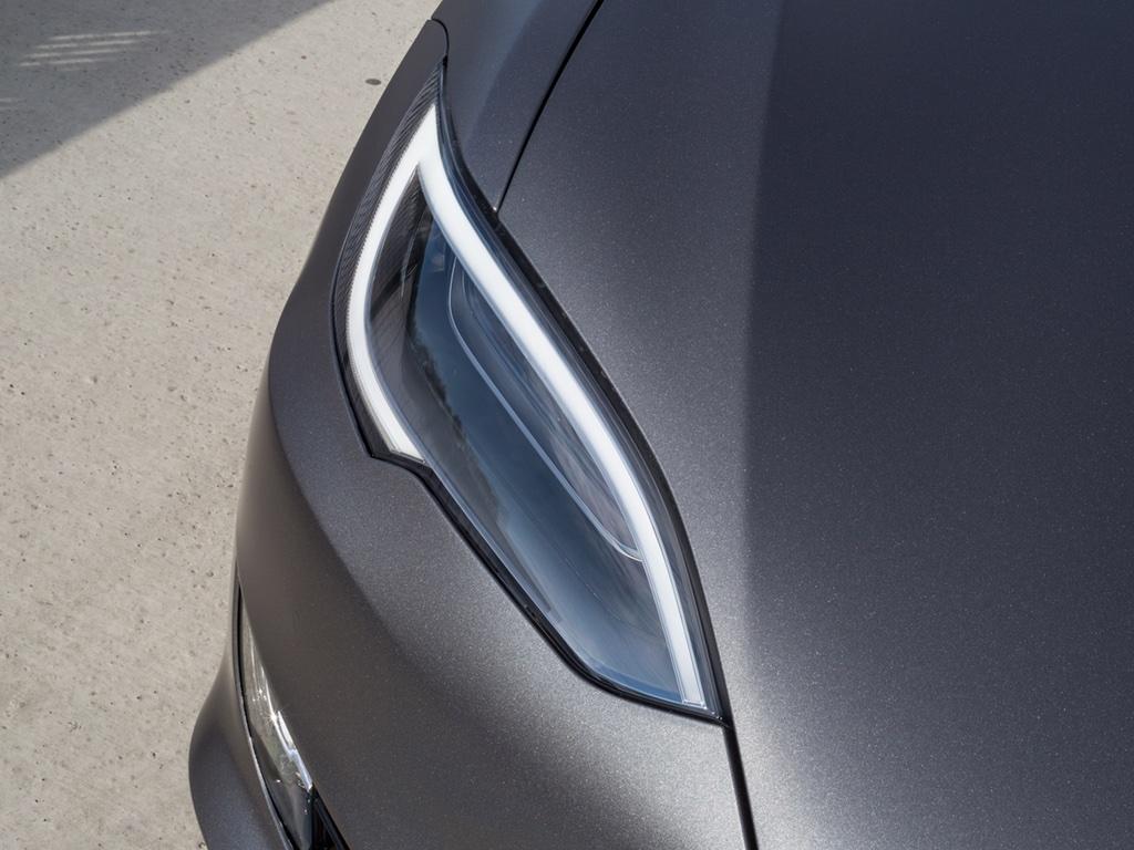 Tesla Model S Koplampen Tinten