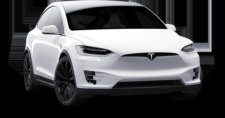 Model X Standaard Kleur Carwrap